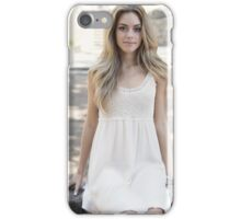 sexy fashion model  iPhone Case/Skin