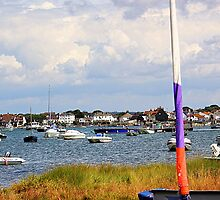 Mudeford Quay by naturelover