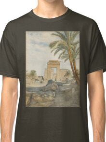 The Temple at Karnak Classic T-Shirt