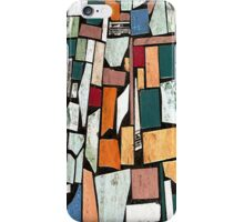 Outside the Barbershop  iPhone Case/Skin