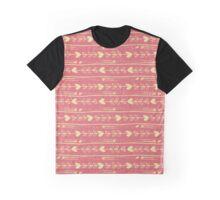 Nice hearts. Graphic T-Shirt