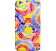 Blue and Pink Dream iPhone Case/Skin