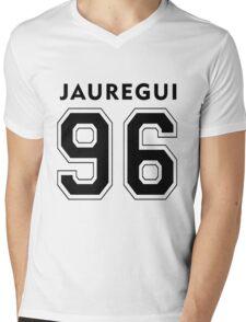 JAUREGUI 96 Mens V-Neck T-Shirt