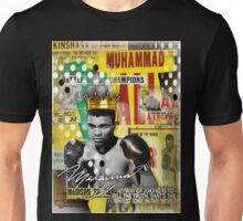 ali the greatest Unisex T-Shirt