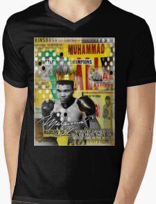 ali the greatest Mens V-Neck T-Shirt