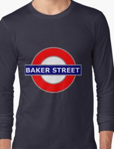 Baker Street 578 Long Sleeve T-Shirt
