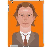 Rik Mayall - Britcom Brilliance iPad Case/Skin