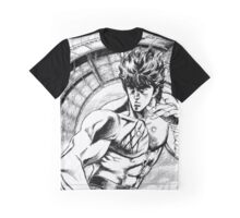 Hokuto no Ken - Fist of the north star (2) Graphic T-Shirt