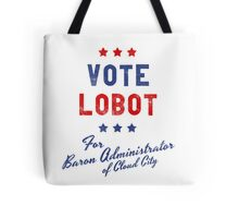Vote for Lobot Tote Bag