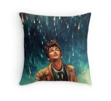 Tenth - Doctor Who David Tennant  Throw Pillow