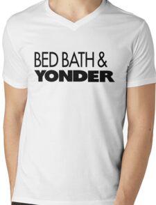 Bed Bath & Yonder Mens V-Neck T-Shirt