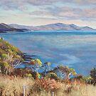 'Towards Rocky Cape' -  (Wynyard, Tasmania) by Lynda Robinson