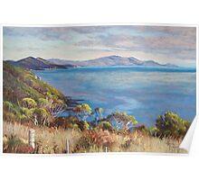'Towards Rocky Cape' -  (Wynyard, Tasmania) Poster