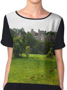 Lismore Castle Chiffon Top
