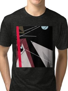 Decorative abstraction Tri-blend T-Shirt