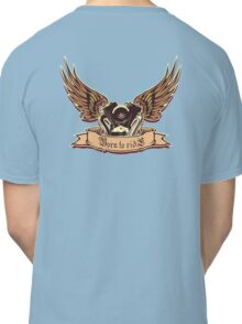 Motor with wings Classic T-Shirt