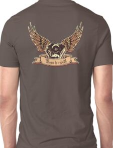 Motor with wings Unisex T-Shirt