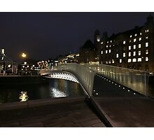 Malmo bridge Photographic Print
