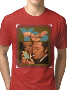 Say Yes to Life Tri-blend T-Shirt