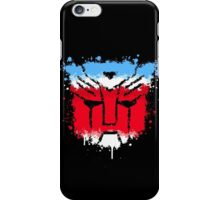 Autobots splash out iPhone Case/Skin