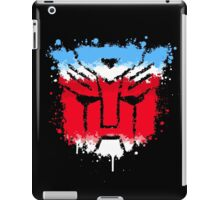 Autobots splash out iPad Case/Skin