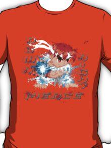 Down Right Fierce - RYU T-Shirt
