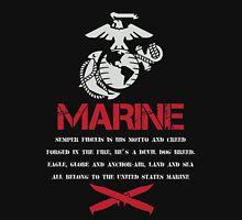 US Marines shirt Unisex T-Shirt