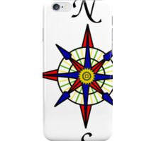 Compass 578 iPhone Case/Skin