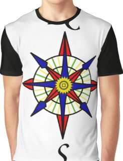 Compass 578 Graphic T-Shirt