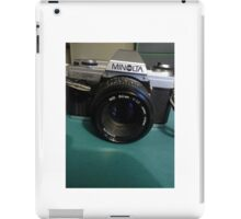 One of the Best-----The Minolta X---370. iPad Case/Skin