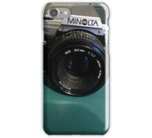 One of the Best-----The Minolta X---370. iPhone Case/Skin