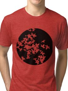 The Falling Leaves Tri-blend T-Shirt