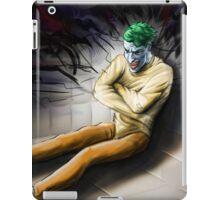 Joker Digital Painting iPad Case/Skin