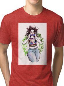 Mel's Sky Tri-blend T-Shirt