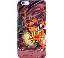 Big Dragon boy iPhone Case/Skin