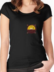 Old-Fashioned Ampermeter Women's Fitted Scoop T-Shirt