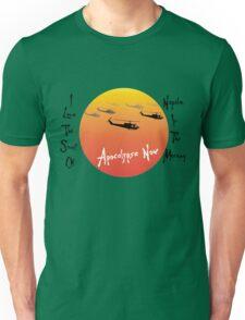 Napalm Mornings Unisex T-Shirt
