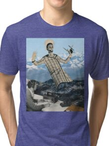 Woow, I wanna get High as a Kite Tri-blend T-Shirt