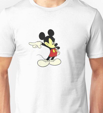 MickeyMouse Unisex T-Shirt