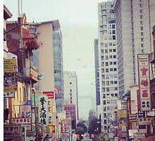 San Francisco  by micavd