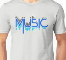 Music Soundwave 2 Unisex T-Shirt