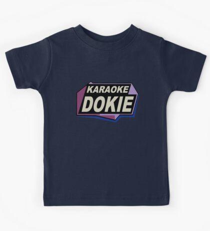 Karaoke Dokie 2 Kids Tee