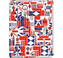 United Kingdom B iPad Case/Skin