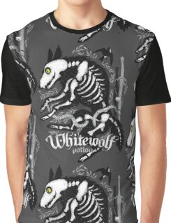 """""""White wolf"""" potion Graphic T-Shirt"""