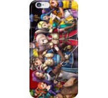 Dragon Quest Heroe iPhone Case/Skin
