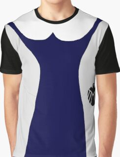 Jemma Simmons Minimal Outfit Graphic T-Shirt