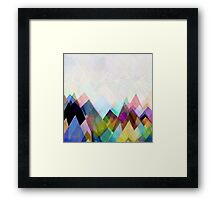 Graphic 104 Framed Print