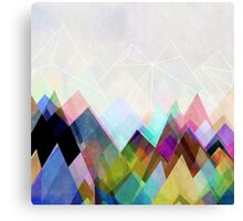 Graphic 104 Canvas Print