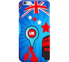 United Kingdom 578 iPhone Case/Skin