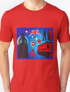 United Kingdom 2 Unisex T-Shirt